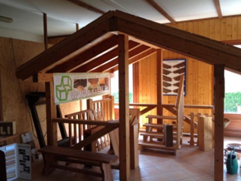 Carpenteria In Legno Lamellare E Massiccio Trieste, San Dorligo Della Valle