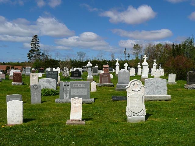 Articoli funerari lucca