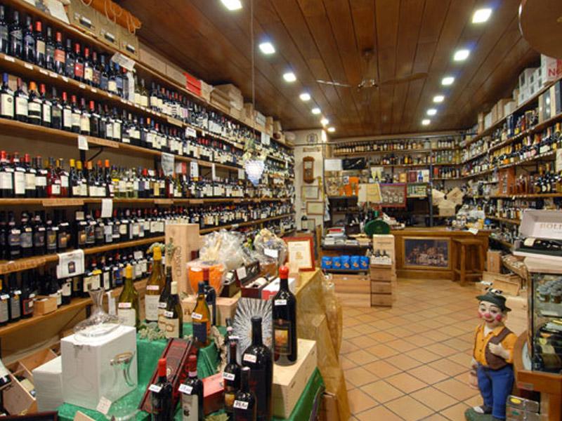 Enoteca Con Vendita Di Vini Nazionali Spumanti E Champagne Montecatini Terme