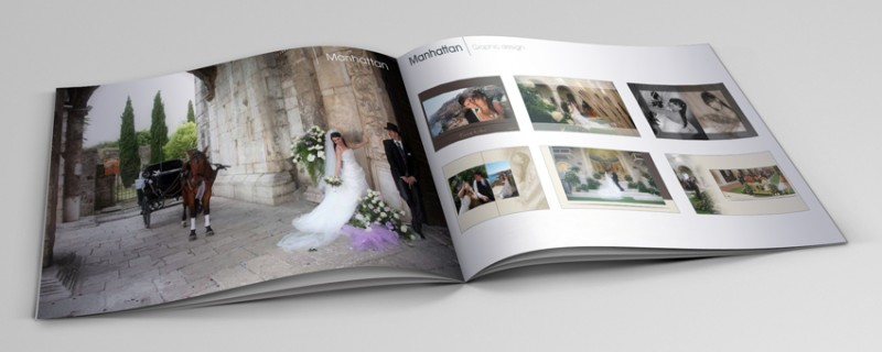 Realizzazione cataloghi Arezzo Firenze